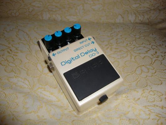 BOSS Digital Delay DD3 + Envio incluido.