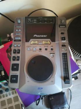 cdj Pioneer Dsp555