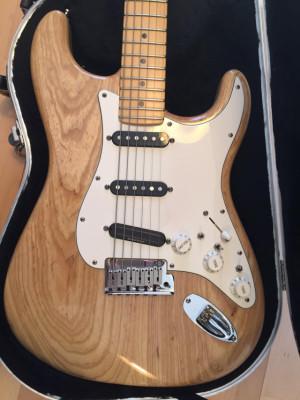Fender American standard 2000 Natural Ash
