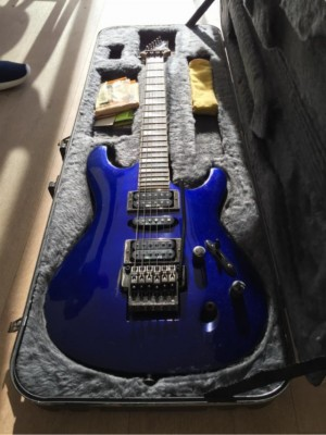 IBANEZ S540LTD JB CUSTOM (O VENDO)