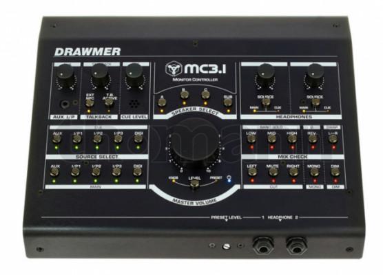 Control de monitores Drawmer MC 3.1 Como nuevo