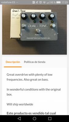Mas Rebajado!!STOM BOX -DUAL--TONE.. ,( prescription electronic )