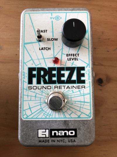 FREEZE Electro Harmonix