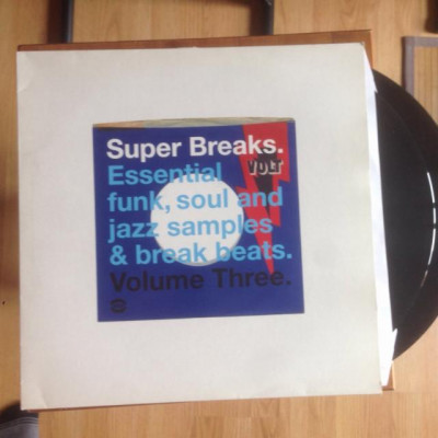 Super Breaks III Jazz Funk & Soul 10€
