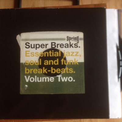 Super Breaks II Jazz Funk & Soul 10€