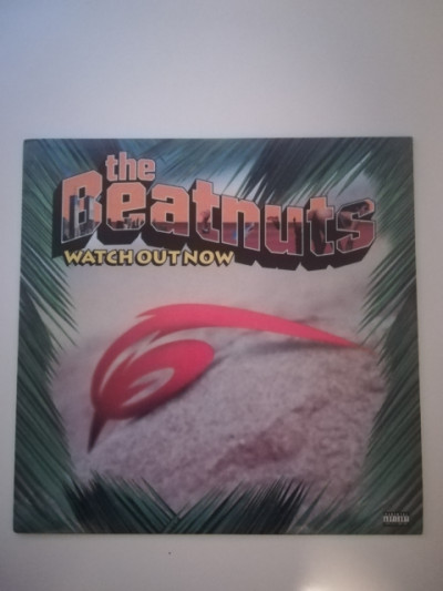 Vinilo hip hop rap the Beatnuts watch out now