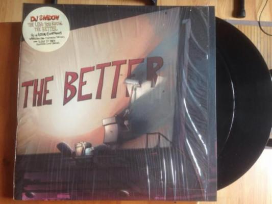 DJ Shadow - TheLessUknowTheBetter 20€
