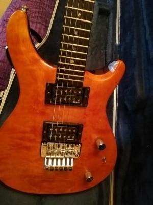 Guitarra Eléctrica Washburn RS-10V