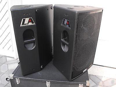 2 unidades EAW LA215 nuevas