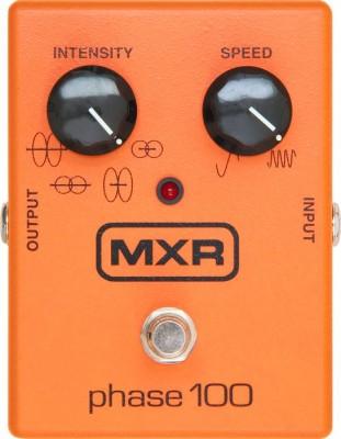 O cambio: MXR Phase 100