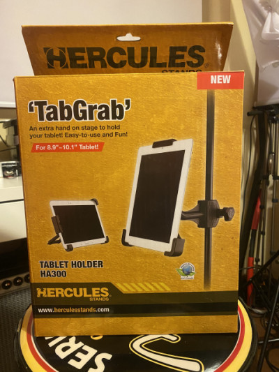 Soporte Tablet Hercules