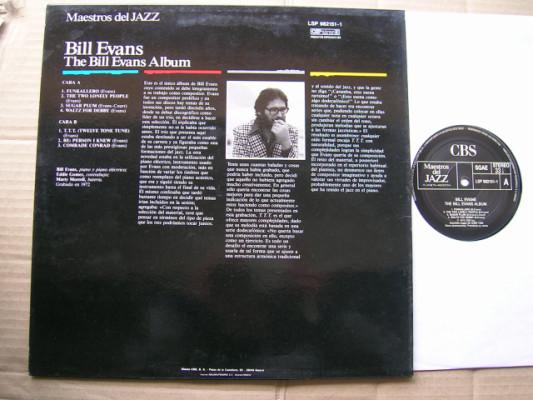 Bill Evans: The Bill Evans Album