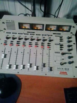 mesa broadcast mixe-82