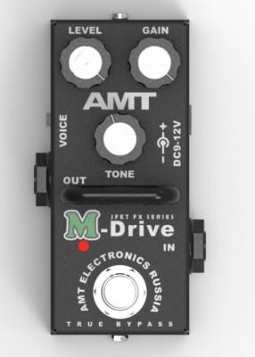 Distorsión AMT mini M-Drive NUEVO