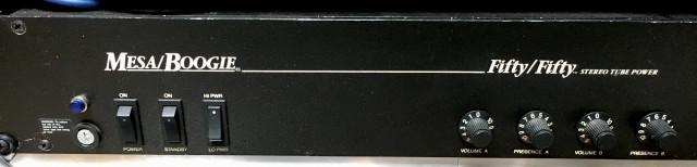Mesa Boogie 50+50