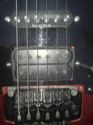 Dimarzio Double whammy