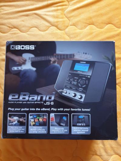 Boss eband js8