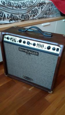 Amplificador de acústica