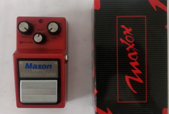 Maxon CP-9 Pro Plus Compressor #reservado