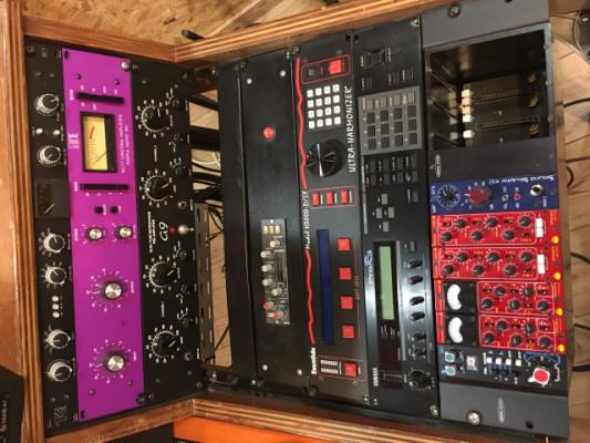 Compresor de bus estéreo SSL 520