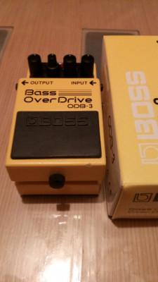 Boss ODB-3 , pedal para bajo