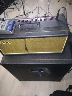 Cabezal Vox Ac30CCH y Pantalla Vox 4x12. Bajo el precio a 650€