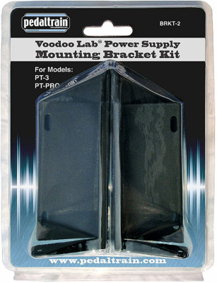 Vendo/cambio soporte de fuente de alimentación Pedaltrain para VoodooLab