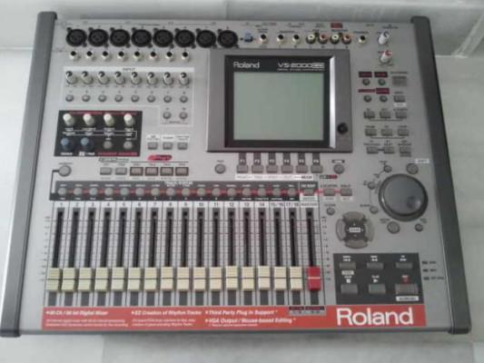 grabadora digital ROLAND VS2000