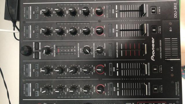 Pioneer Sx2 + Serato pro dj