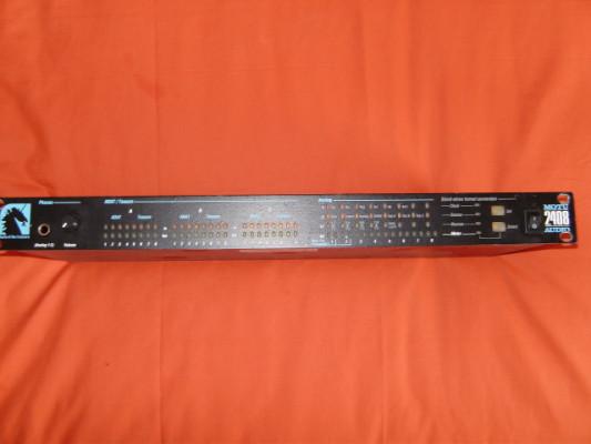 MOTU 2408 conversor A/D