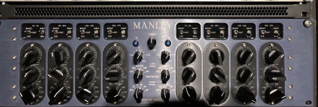 Manley Massive Passive - Mastering Version