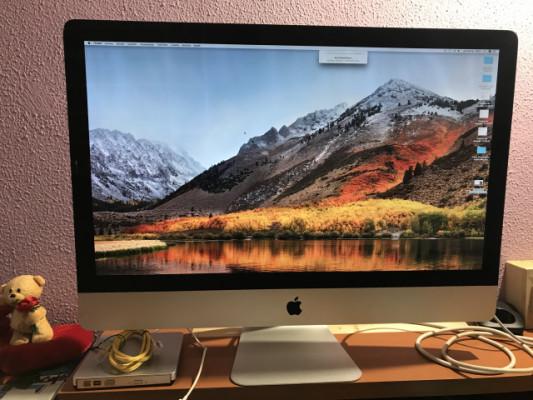 """iMac 27"""" de mediados del 2011"""