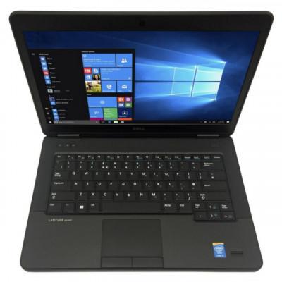 "Portátil DELL Latitude 14"" i5 4-16GB SSHDD-SSD Windows Pro"
