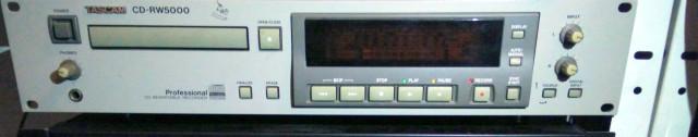 Tascam CD-RW5000