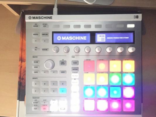 Maschine MKII Blanca