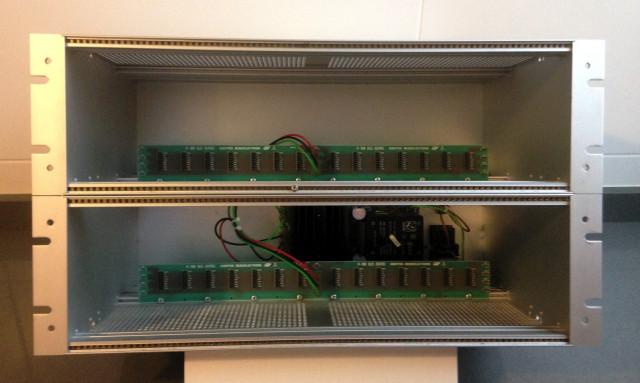 Doepfer A-100 G6 PSU2 Rack