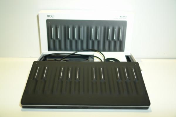 Roli Seaboard Block (Controlador MIDI y MPE) envío incluído
