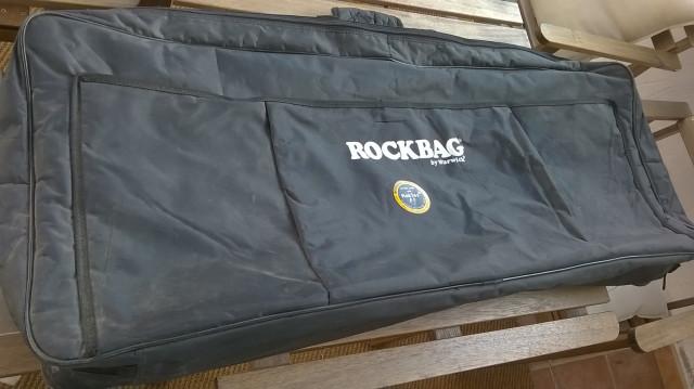 Funda teclado rockbag (102x46x16)