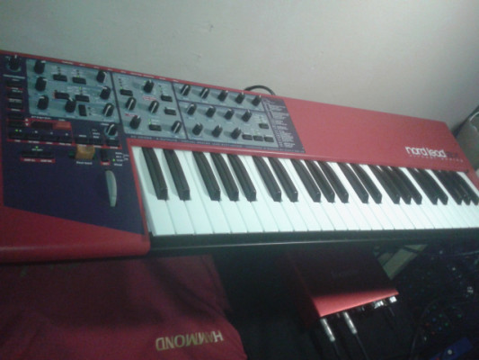 Nord Lead 2x en perfecto estado
