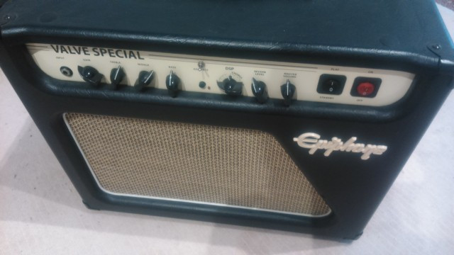 Combo Epiphone Valve Special
