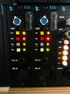 API 512C como nuevos