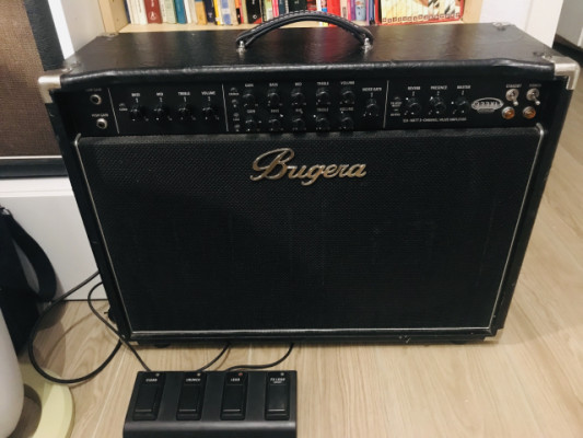 Amplificador Bugera 333 XL Infinitum 212 120w VALVULAS