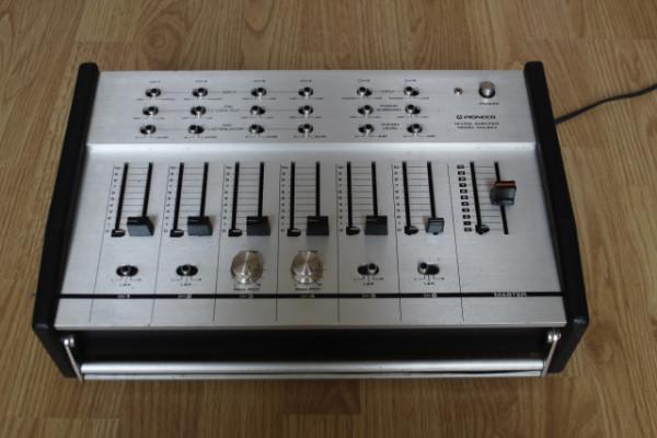 Mixer Pioneer MA 62-A