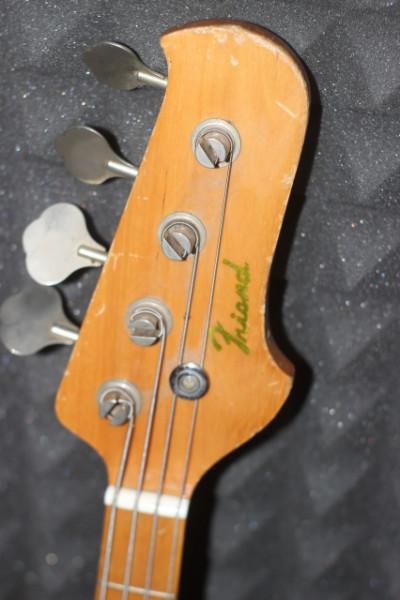 Friand Jazz Bass Korea '90
