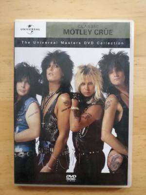 DVD Motley Crüe