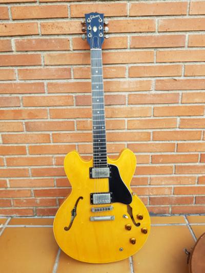 Gibson ES 335 1987 Reservada