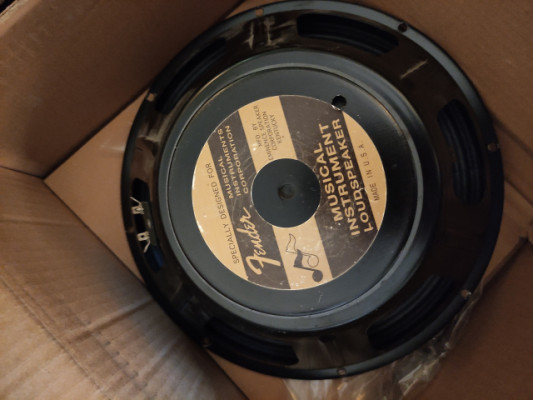 """Altavoz Eminence special 12"""" 8 ohms  Blues Deluxe"""