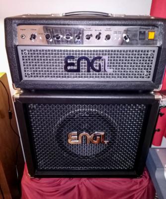 ENGL Screamer 50 E335 Head + Bafle