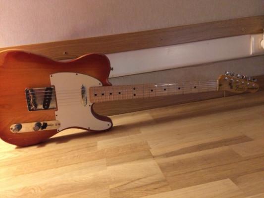 RESERVADA: Fender telecaster 1978