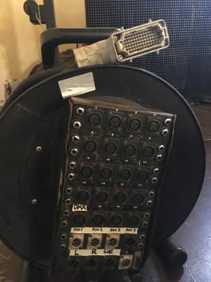 Mesa digital Yamaha LS9-16 regalo patch 16-8